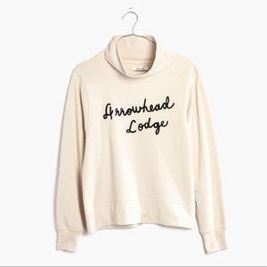 Madewell Arrowhead Ski Lodge Hooded Sweatshirt